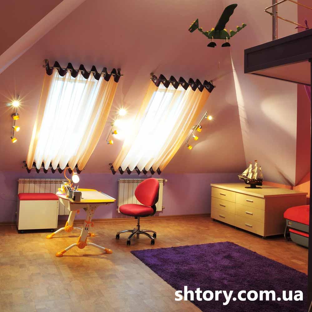 Шторы для детской Киев