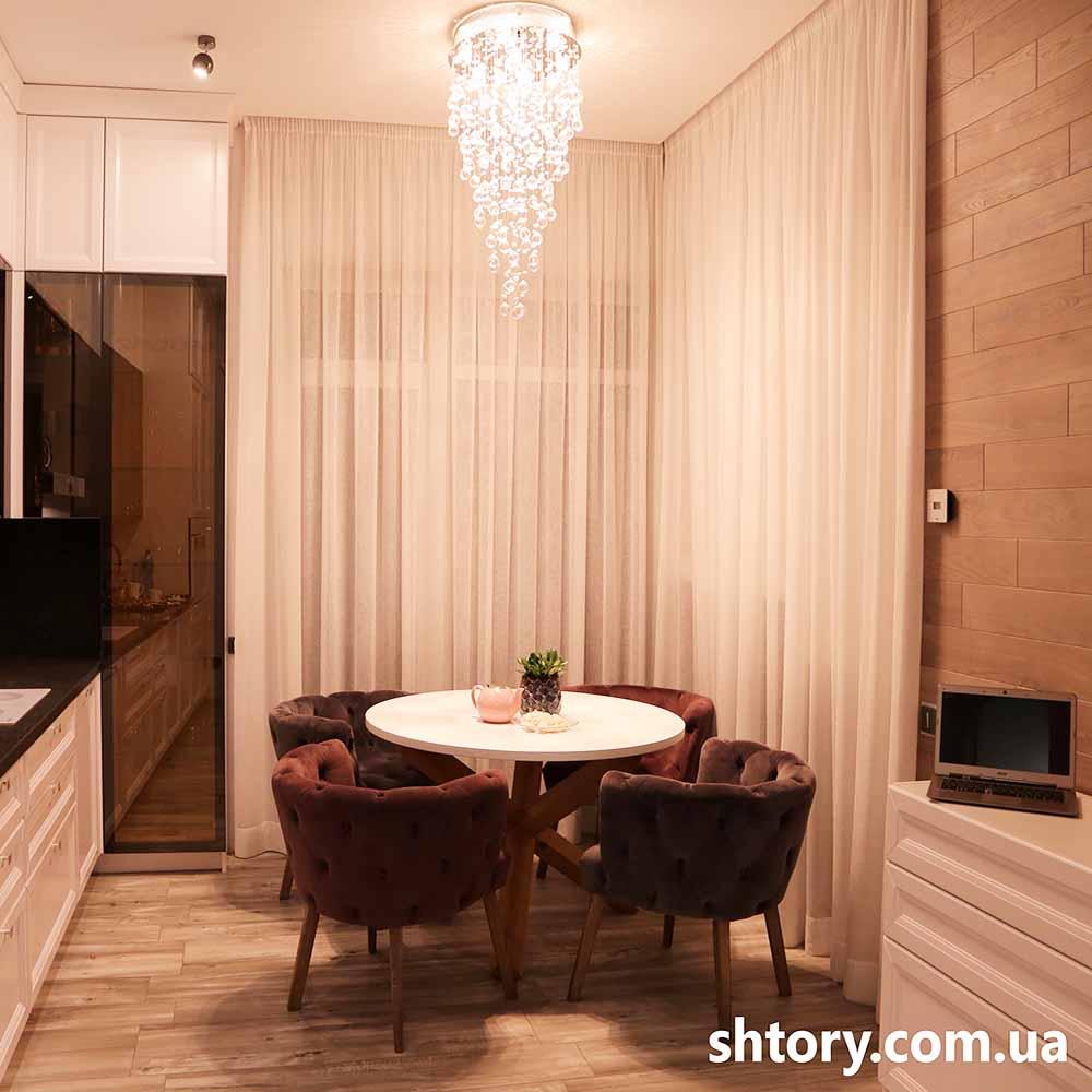 Шторы для частного дома Киев
