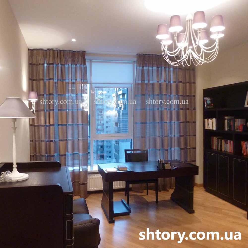 Шторы для офиса Киев